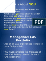 the cas project