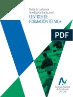 Pautas de Evaluación Interna para Cft