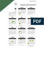 Calendar i o Labor Al Sevilla