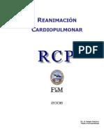 RCP ADULTOS (PROTOCOLO)