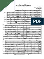 Carnavalito del duende score