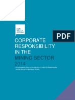 Corporate Responsibility in the Mining Sector 2014