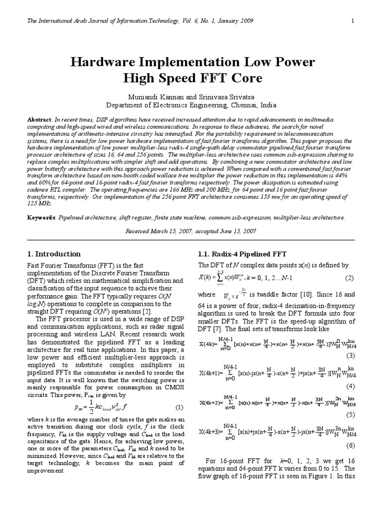 222 pdf | Fast Fourier Transform | Discrete Fourier Transform