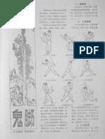Gui Jiao (Ghost Foot) 鬼脚