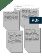 JEUNES_NOURRITURE_ partitifs + corrige