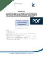 Edital Projetos Esportivos e Culturais CEMAR 2017