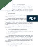 Fundamentos Teóricos de La Persuasión Publicitaria