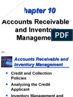 Receivable and Inventory Management