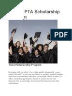 Florida PTA Scholarship Program 12042016 PDF.pdf