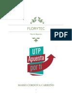 Plan de Negocios de Florytrec