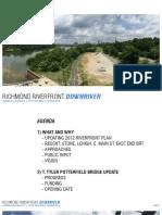 2016 0803 RVA Downriver Public Presentation