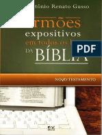 Sermões Expositivos Em Todos Os Livro Da Bíblia - Antônio Renato Gusso.pdf