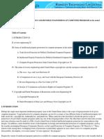 McManis_Protección de La Propiedad Intelectual e Ingeniería Inversa Aplicada Al Software en Los Estados Unidos y La Unión Europea (INGLÉS)