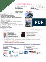 PROCEASEP. CONGRESO INTERNCIONAL PROCESAMIENTO ASÉPTICO EN LA INDUSTRIA BIOTECNOLÓGICA Y FARMACÉUTICA