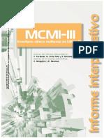 Informe Mcmi III