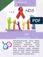 Penyuluhan HIVAIDS PKM