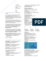 Chemistry samplex