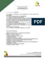 Elementos Plan 2011