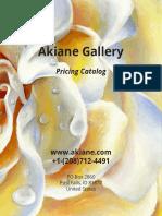Catalogo Akiane