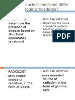 Nuclear Medicine 1