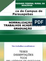 Normas GRADUACAO ATUALIZADO