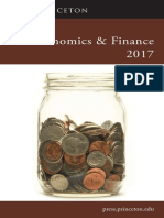 Economics & Finance 2017