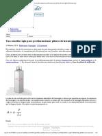 Una Sencilla Regla Para Predimensionar Pilares de Hormigón _ Estructurando