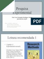 Escrita Científica - MPCC 5 DataAnalysis06-PesquisaExperimental