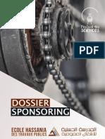 Dossier Descriptif du club FDS Ehtp