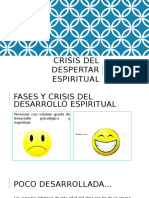 Crisis Del Despertar Espiritual