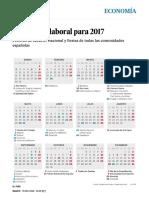 Calendario Laboral Para 2017 _ Actualidad _ EL PAÍS