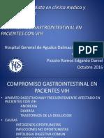 Compromiso Gastrointestinal en Pacientes Con Vih