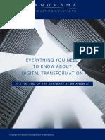 Digital Transformation White Paper