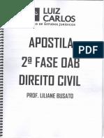 Apostila OAB - Prof. Luiz Carlos