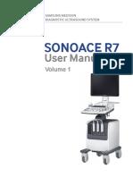 Ultrasound R7 User Manual