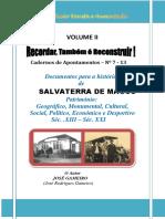 Cadernos de Apontamentos – Nº 7 - 13 (VOLUME II)