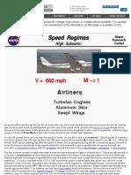 3.Transonic Aircraft