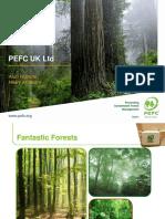 PEFC UK Stakeholder Seminar Jan 2017