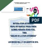 Analisis Etapa Intermedia Lic Paniagua