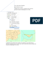 ArcGIS Seleccionar Por Atributos y Zoom Para Visualizar