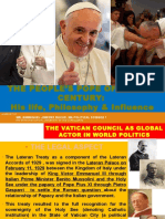 The People's Pope of the 21st Century