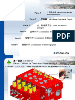 Curso Hidraulico ZOOMLION QY70V