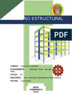 ANÁLISIS ESTRUCTURAL DE UNA VIVIENDA DE 10mx20m DE CINCO NIVELES
