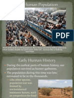 human population and demographics lecture