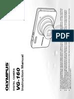 Olympus Vg 160 Manual En