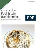 Global Bubble Index 2015 En