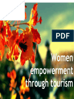 Report-women Empowerment Through Tourism by Irena Ateljevic 2008