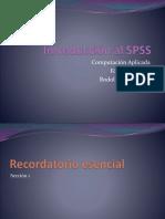 Introducción Al SPSS (1)