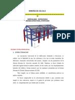 Memoria de Calculo Estructuras Lab.suelos Transportes