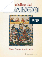 El Codice Del Franco Maria Angela Martin Vega